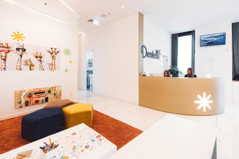 Dentelli Klinika - Dentelli O Nama