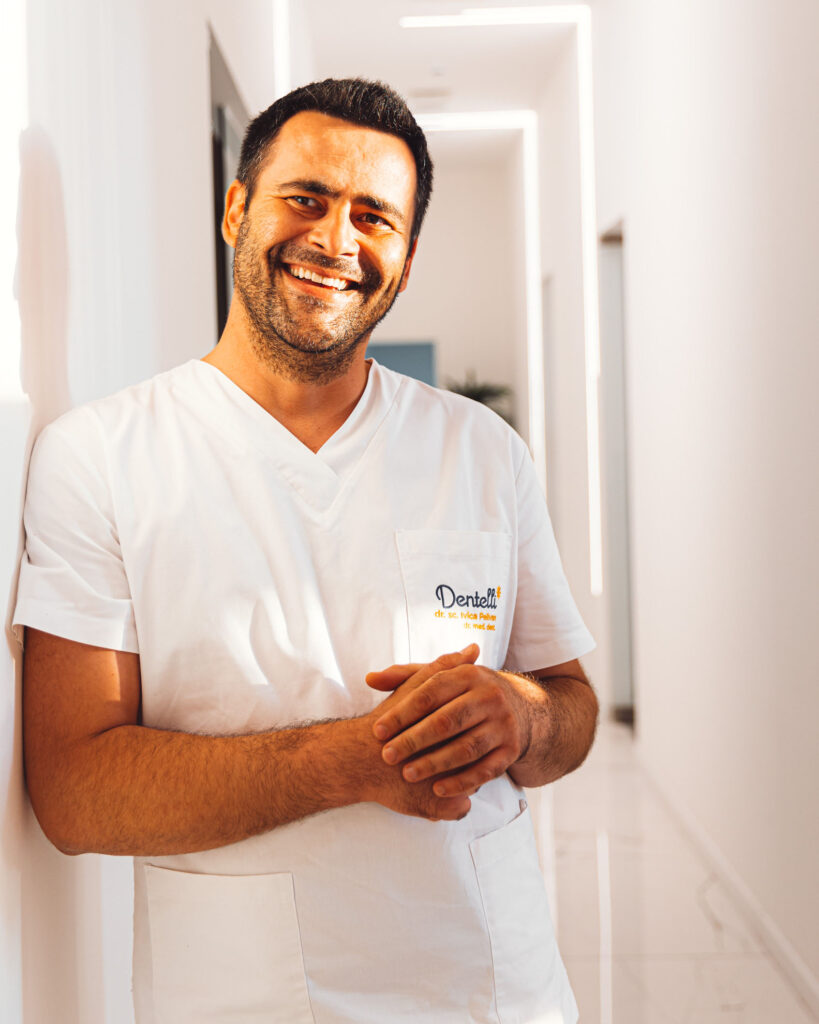 Dr Ivica Pelivan - Dentelli O Nama