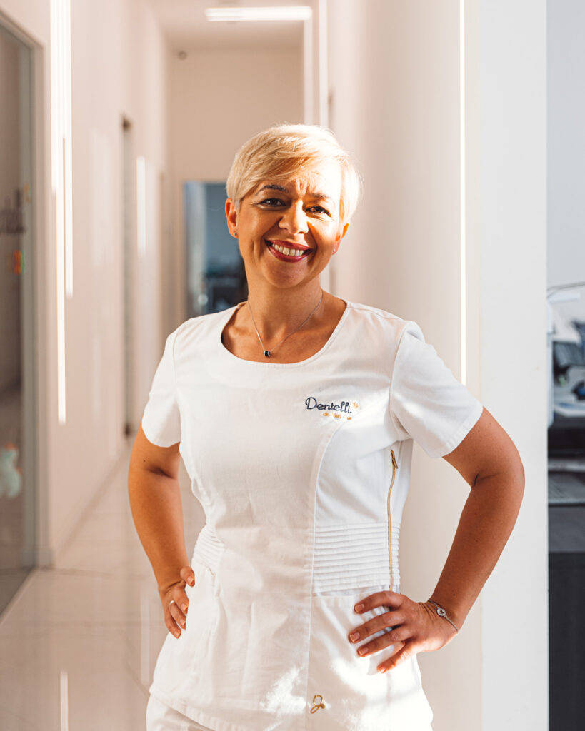 Dr Mirjana Labović - Dentelli O Nama