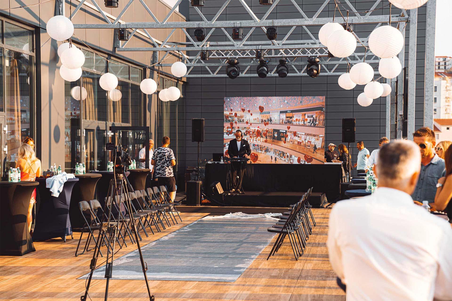 Dentelli Fashion Show - Druzenje na Terasi (2)
