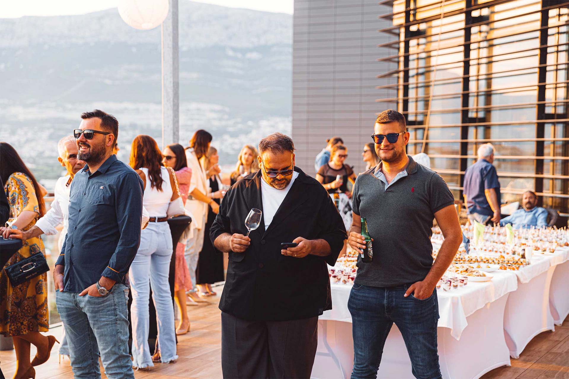 Dentelli Fashion Show - Druzenje na Terasi (4)