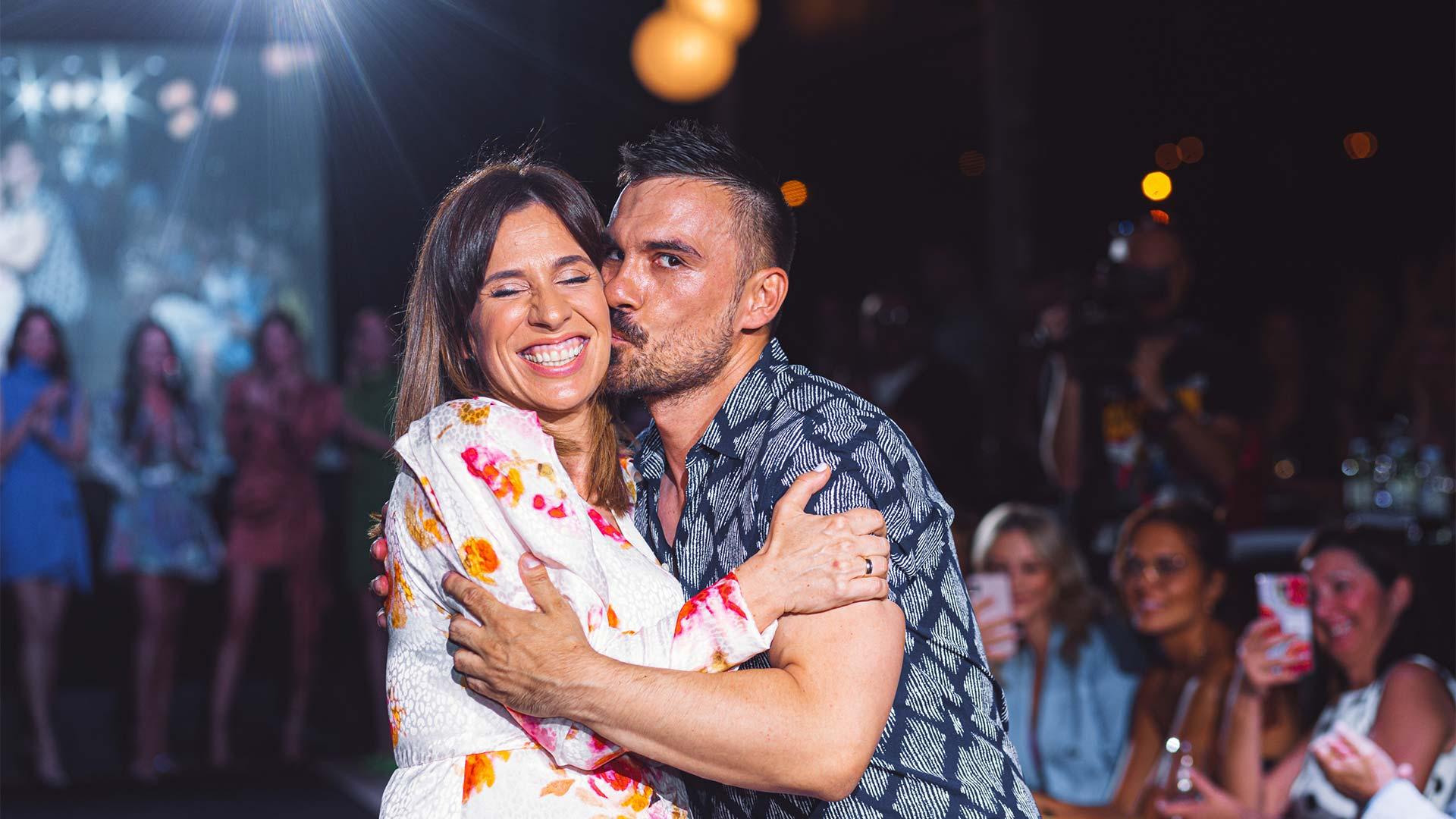 Dr Martina Karlo i Igor Djuga Designer - Dentelli Fashion Show