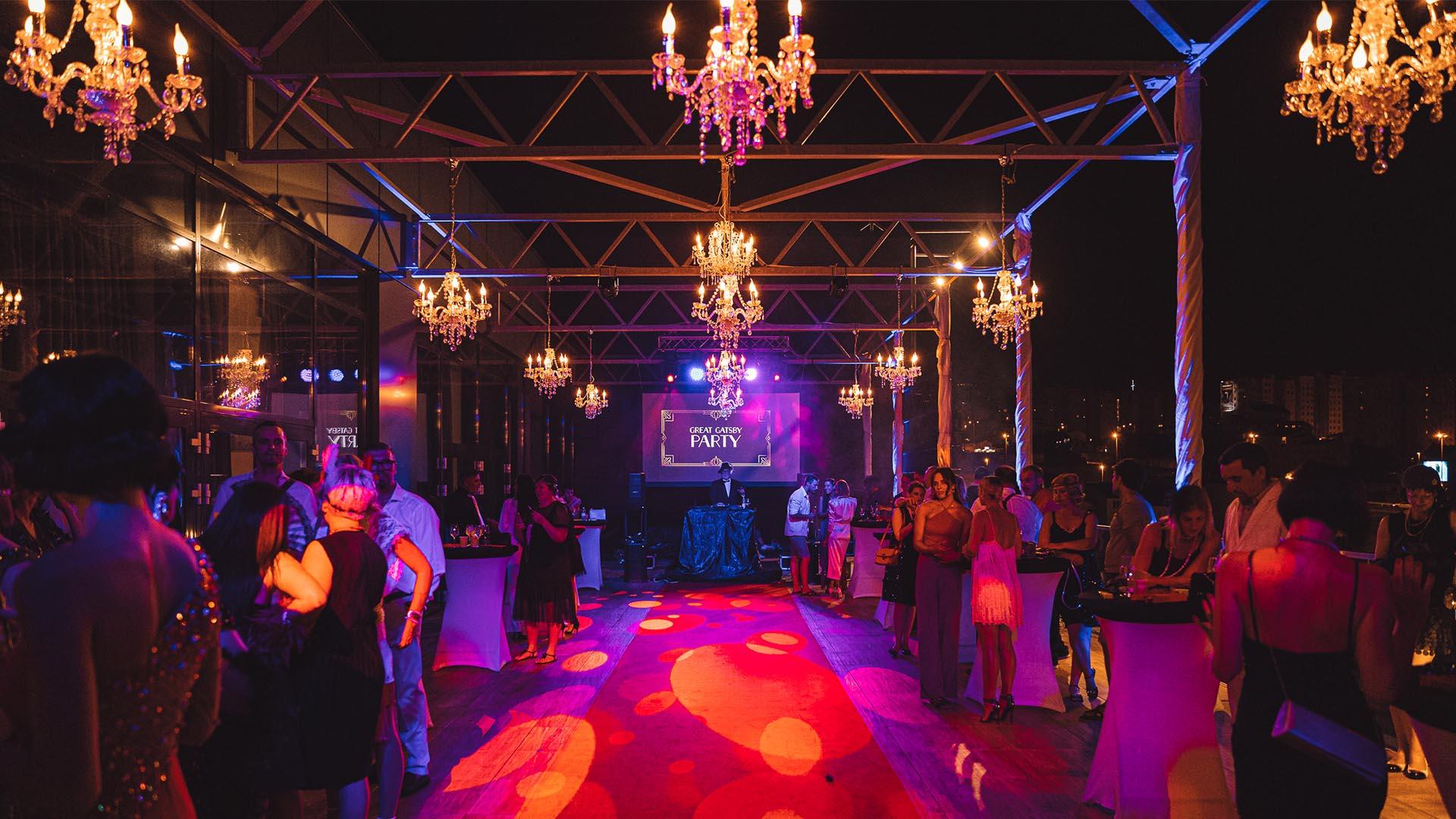 Dentelli Great Gatsby Party Naslovnica